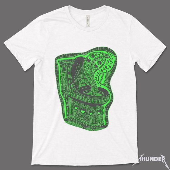 Image of Toilet Cobra shirt (preorder!)