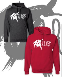 "Image of NEW! ""TEN"" NBS Team Logo Hoodie"