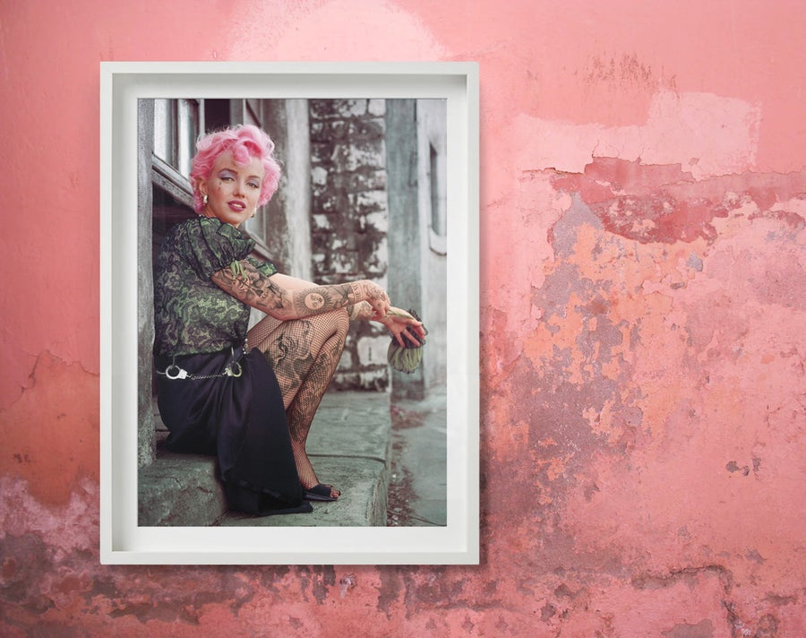Image of Pink Rinse Monroe (1 left)
