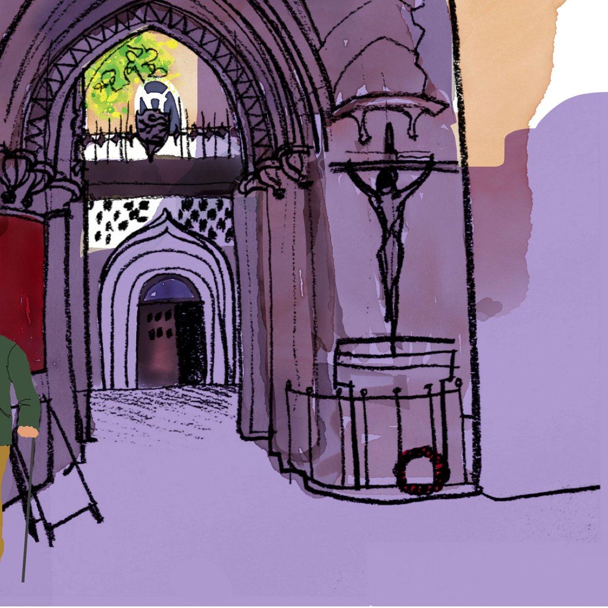 Image of Entrance to St Bartholomew the Great, Smithfield