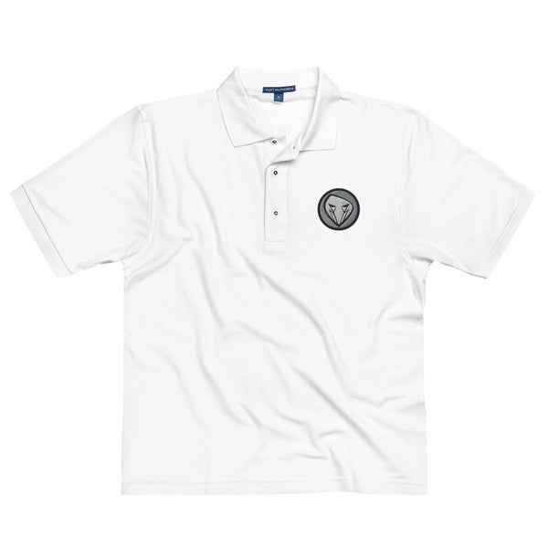 Image of WARHOOD LOGO Men's Premium Polo