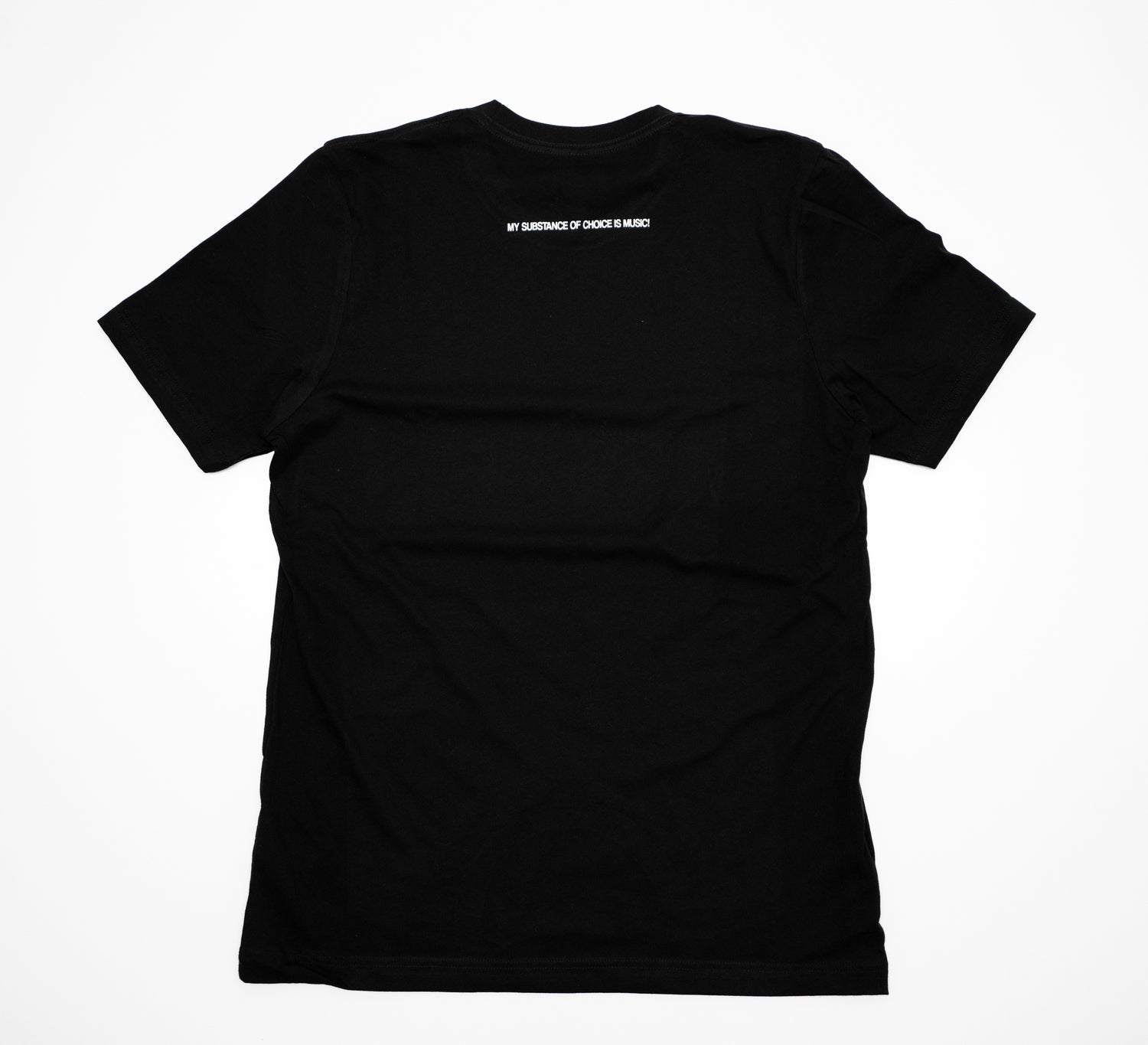 Image of MMMH SUMMER SHIRT  (black soft tee)