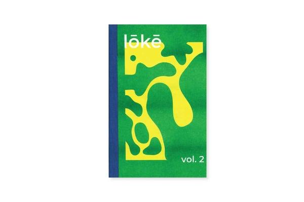 Image of lōkē magazine vol. 2