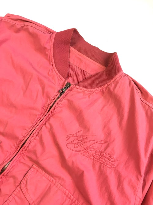 Image of 1980s Best company bomber jacket, size small