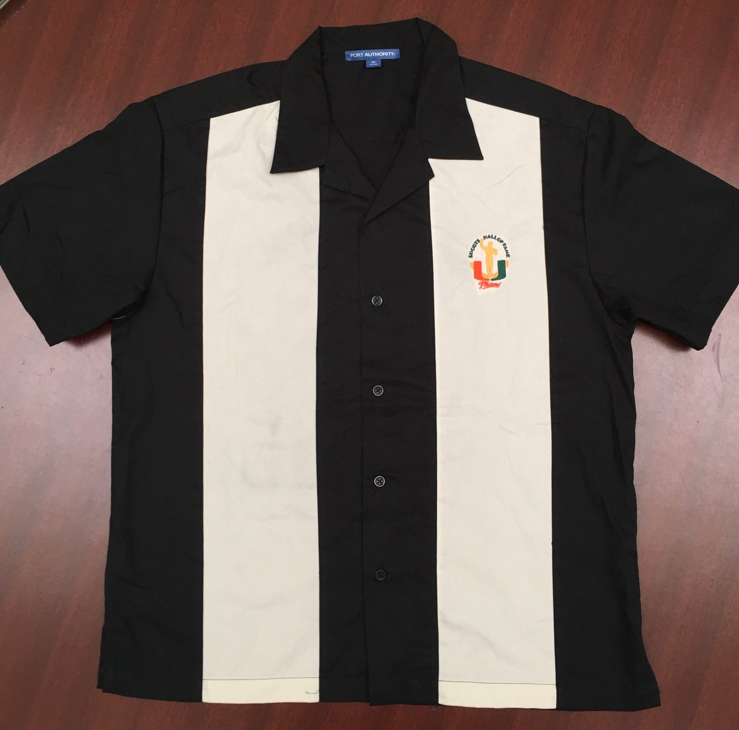 Image of UMSHoF Celebrity Bowling Tournament Bowling Shirt