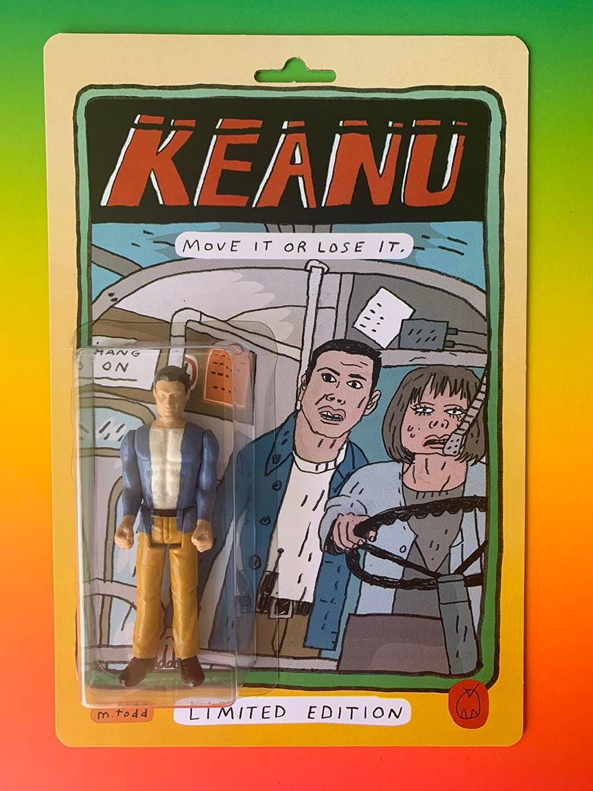 (Mark Todd) Keanu Move It or Lose It