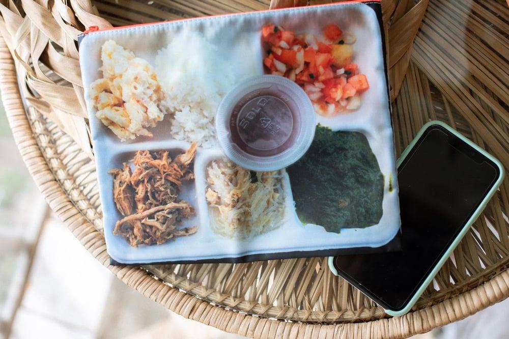 HAWAIIAN PLATE CLUTCH