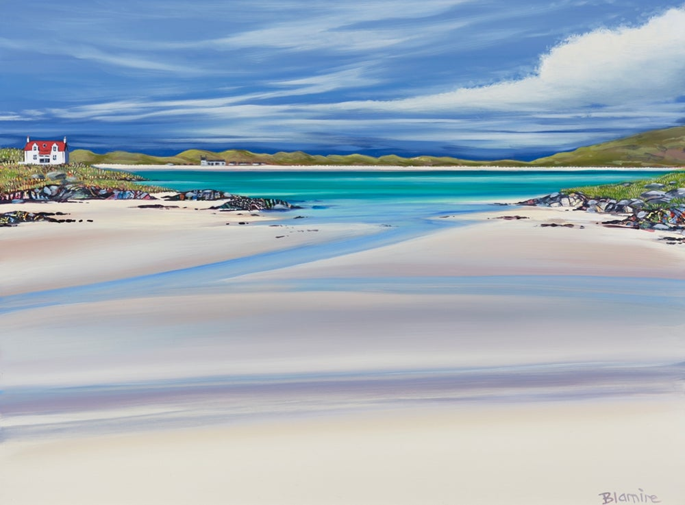 Image of Dreaming of Barra giclee print