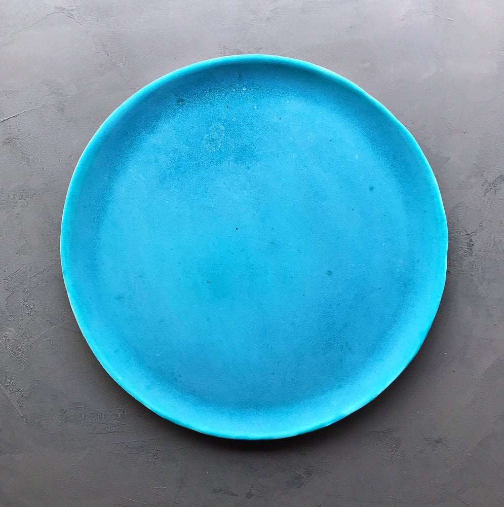 Image of Turquoise platter