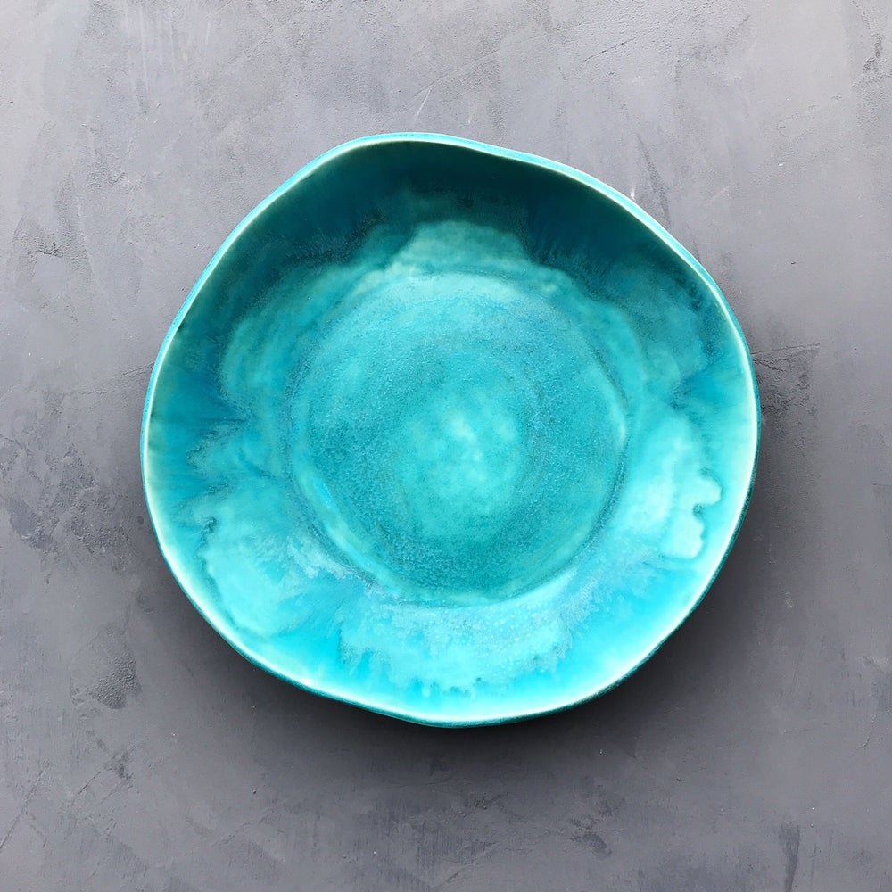 Image of Flower organic bowl