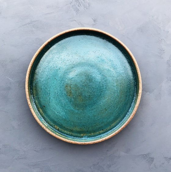 Image of Blue Lagoon Plate