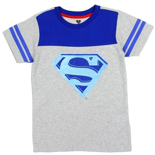 Image of Boys Superman T-shirt