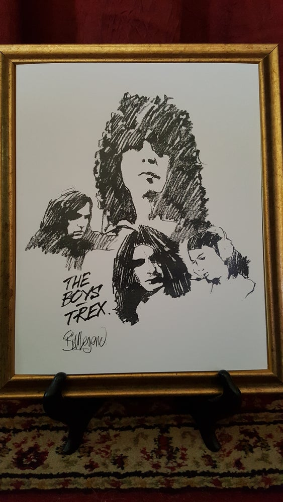 Image of The Boys TREX (personally signed by Bill)