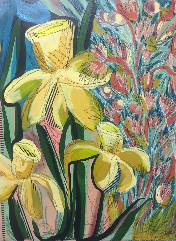 """Image of """"Daffies"""""""