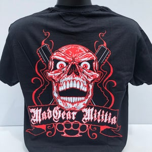 "Image of ""Mad Gear Militia"" T-Shirt"