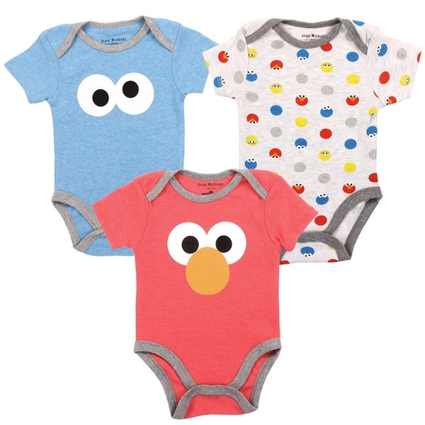 Image of Boys Newborn 3 piece Onesise