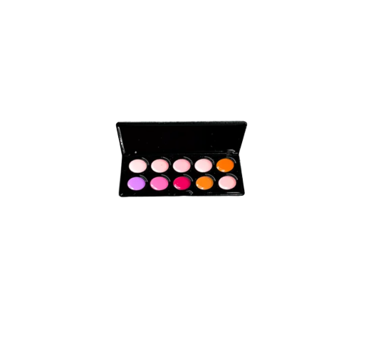 Image of 'Makeup Palette' Enamel Pin