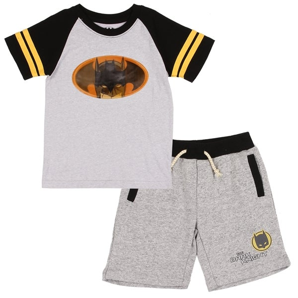 Image of Boys Toddler Batman Short Set