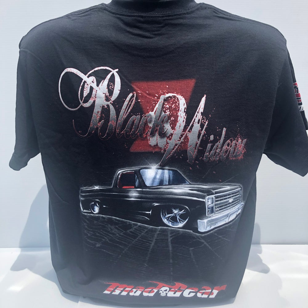 "Image of ""Black Widow"" T-Shirt"
