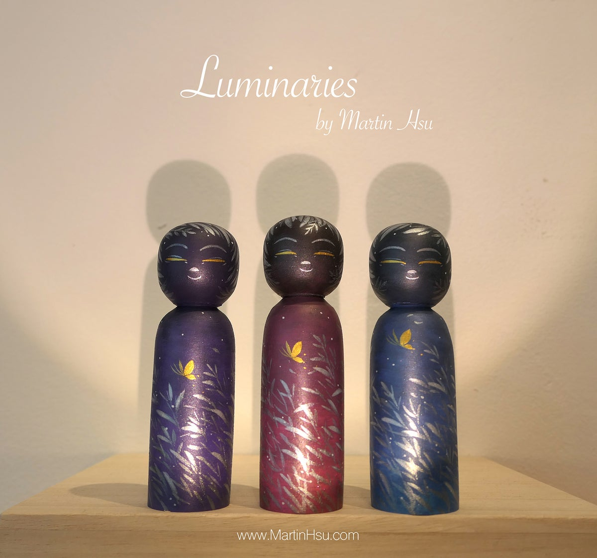Luminaries - Venus, Mars, Jupiter