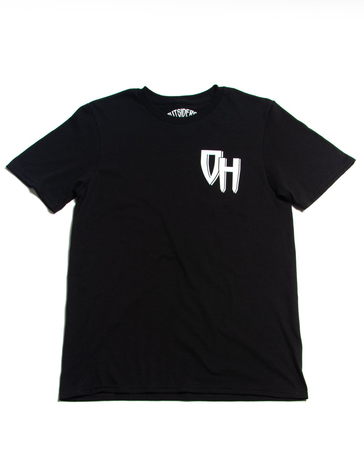 Image of OH Tee '20 (Black/White)