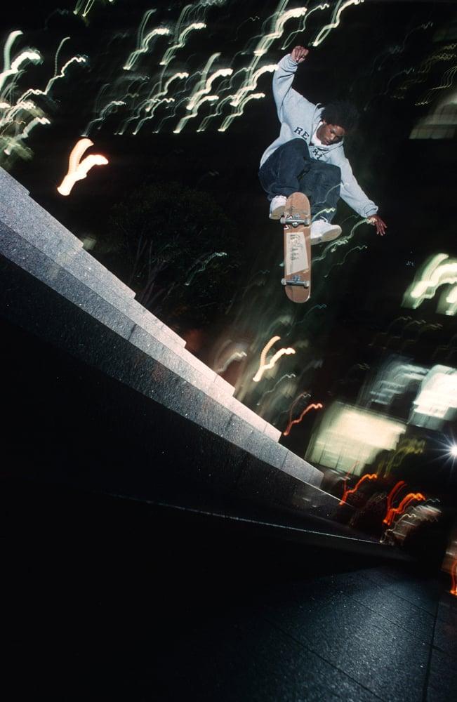 Drake Jones, Pop shove it, Black Rock, San Francisco 96