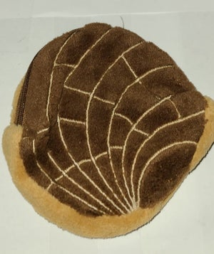 "Pan Dulce ""concha"" Coin Purse"