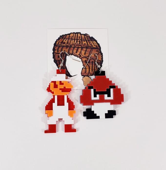 Image of Mario Earrings