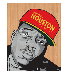 Image of Not From Houston But I Rap A Lot