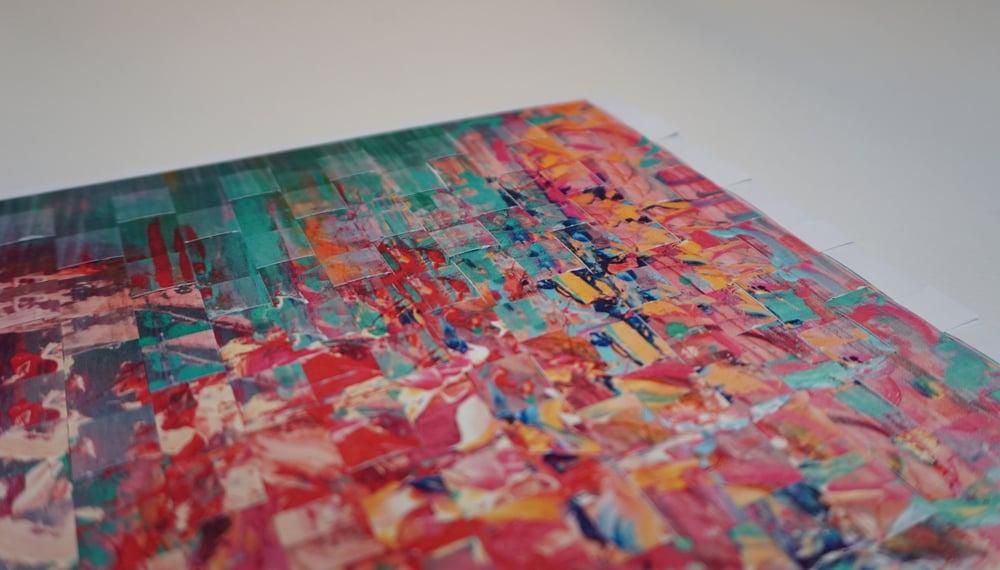 """Journey"" Print Remix - Woven Prints"