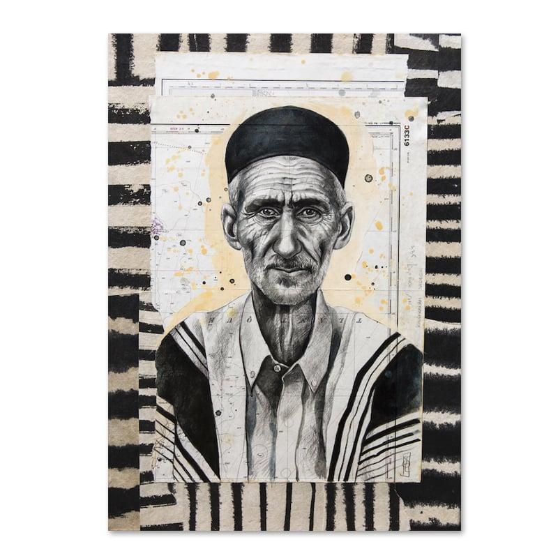 """Image of Original Painting - """"Khodakaram"""" - 50x70 cm"""