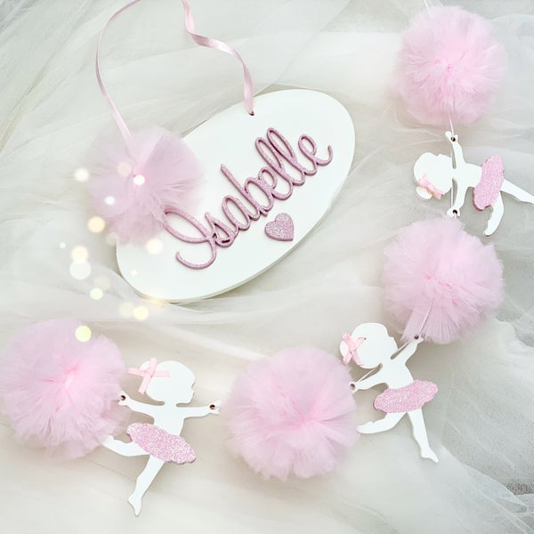 Image of Tulle & Glitter signs