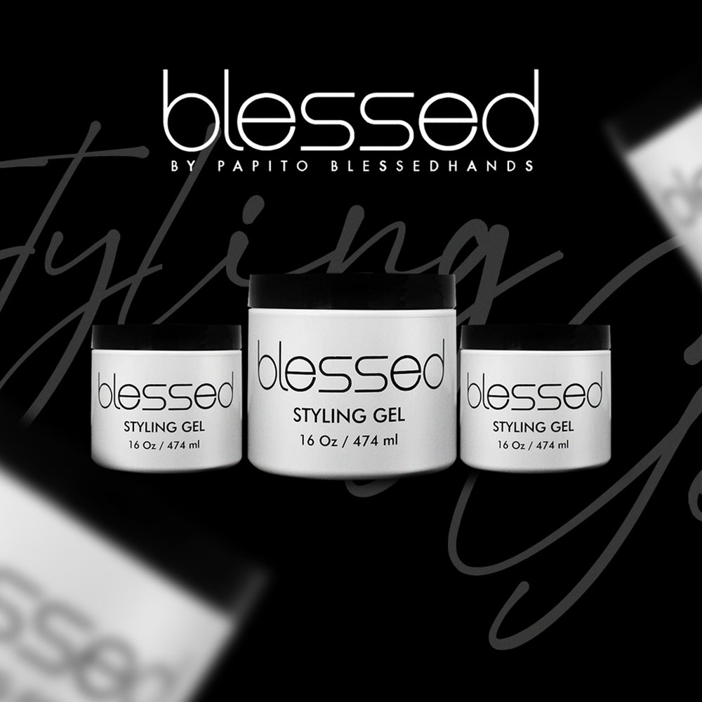 Image of The Blessed Styling gel 16oz