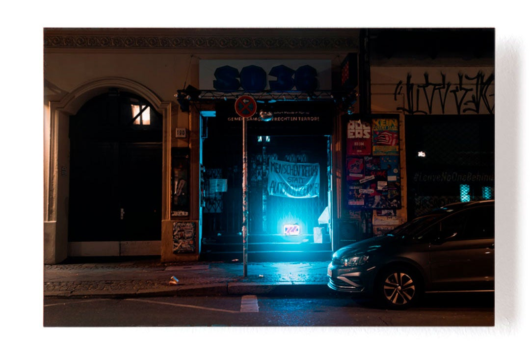 Image of ZZZ Berlin - SO36