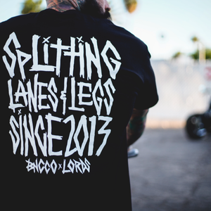 Image of Lords x BNCCO Splitting Legs Tee