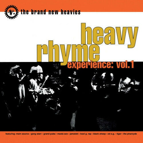 Image of The Brand New Heavies - Heavy Rhyme Experience: Vol. 1 (CD)