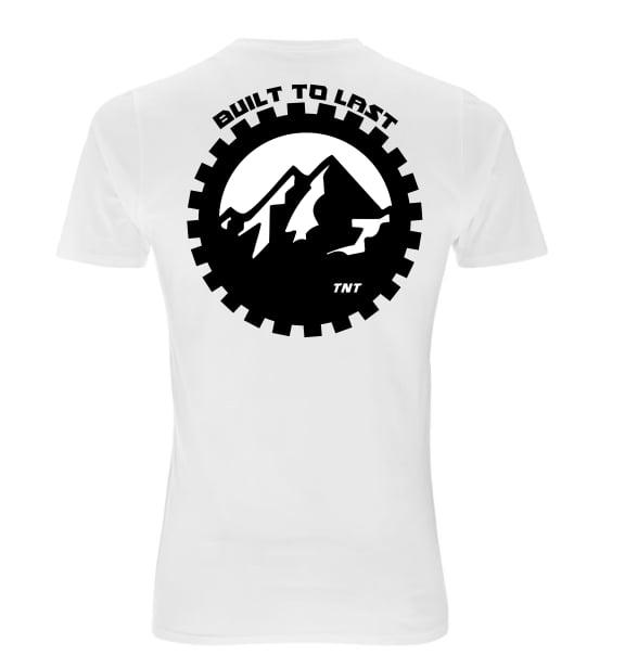 Image of Mountain Cog Bamboo T-Shirt
