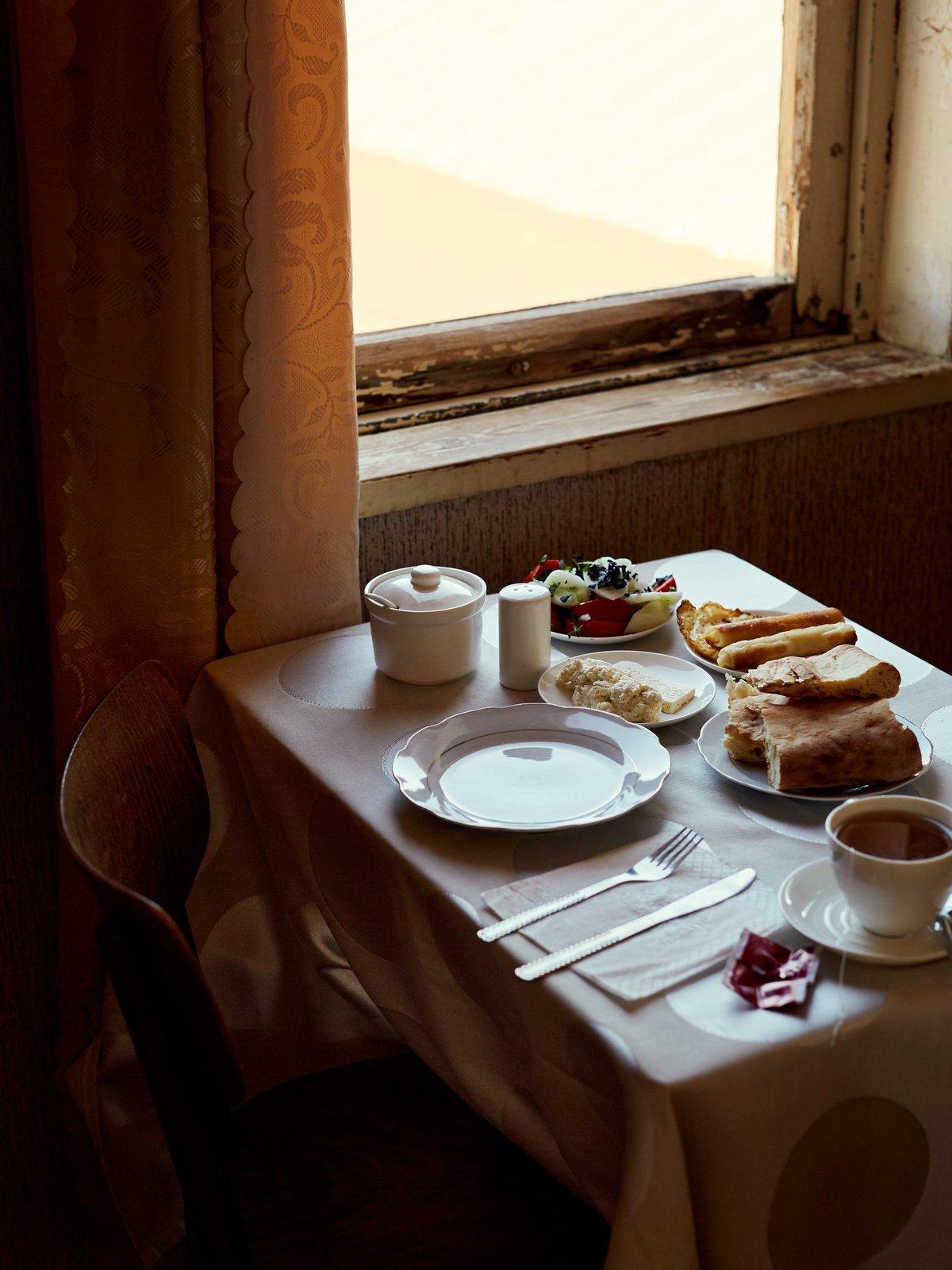 Georgian Breakfast