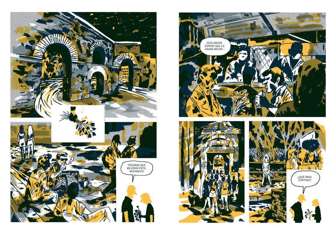 Image of 3 HISTORIAS DE NOCHE (Digital)
