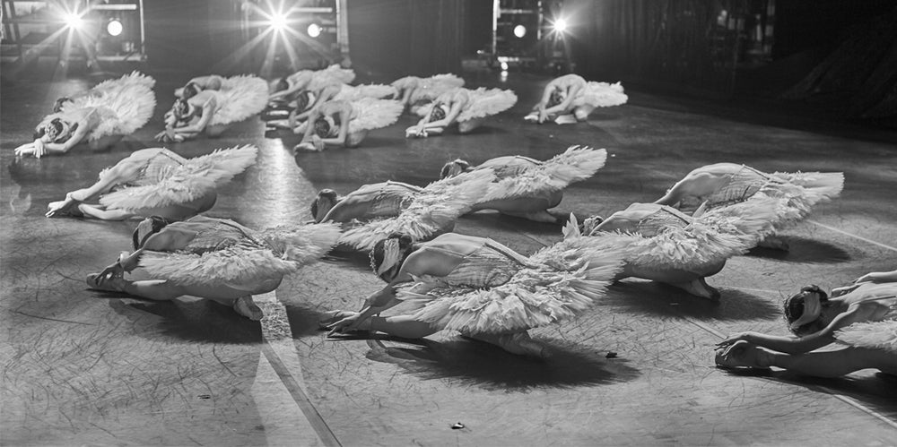 Image of The Royal Ballet Corps de Ballet - On Stage