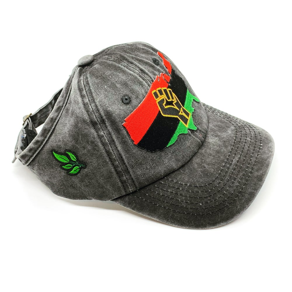 Image of Aboriginal American backless hat