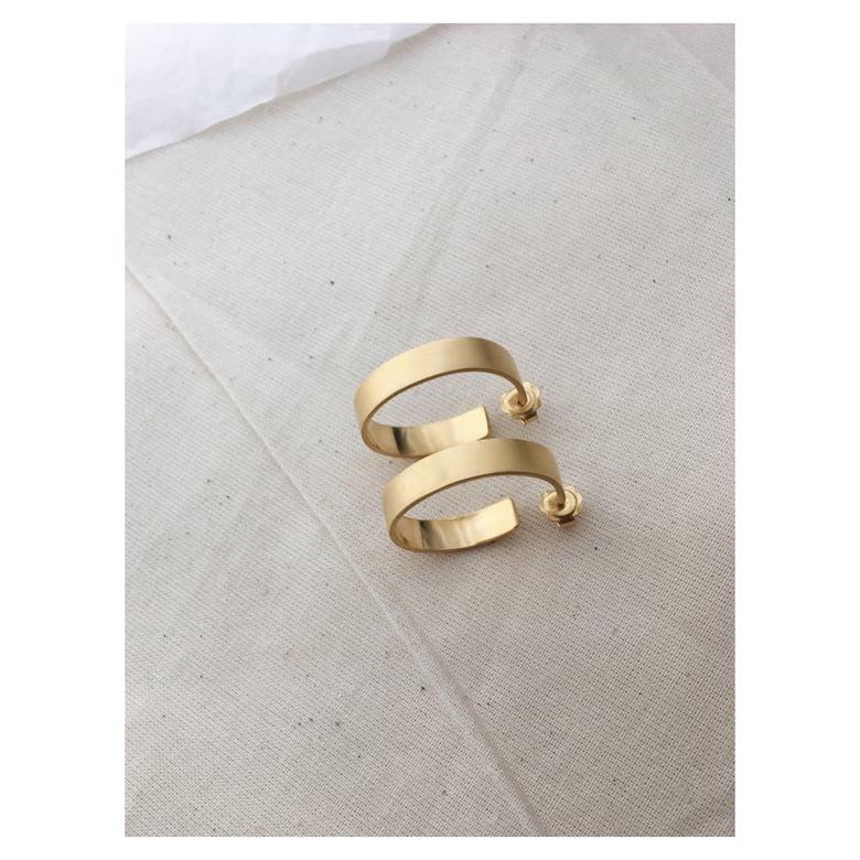 Image of chunky cuffs