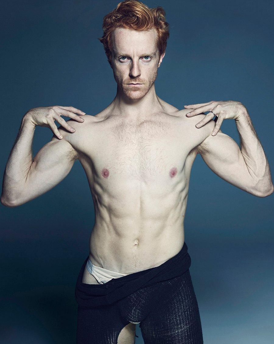 Image of Steven McRae - Principal Dancer of The Royal Ballet