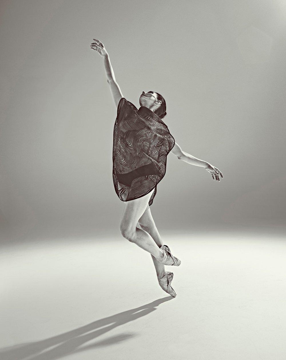 Image of Tamara Rojo - Artistic Director and Lead Dancer at English National Ballet