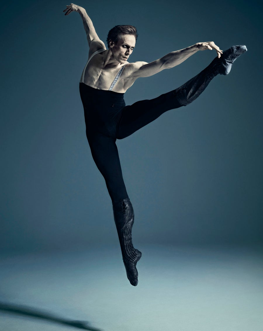 Image of Edward Watson - Principal Dancer of The Royal Ballet