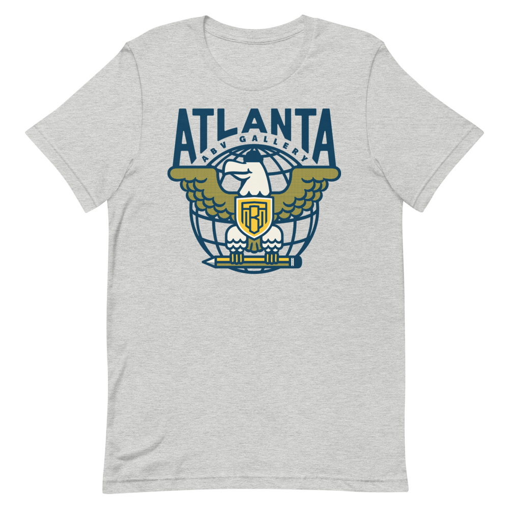 Image of ABV Gallery Atlanta T-Shirt