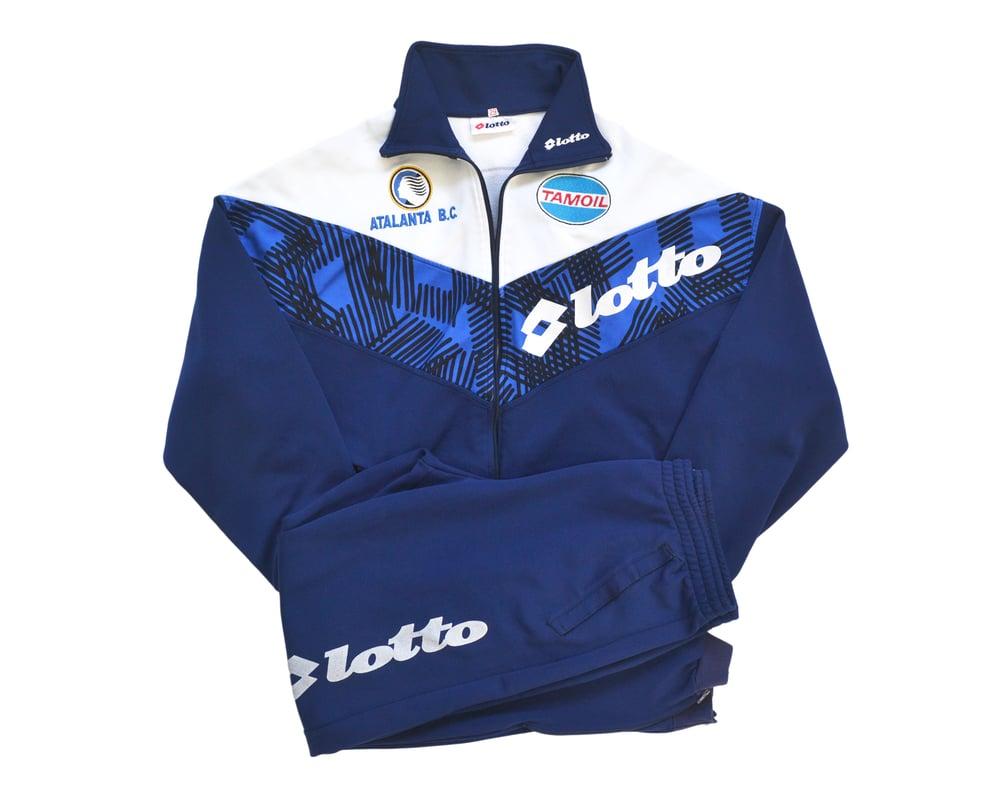 Image of 1991-93 Lotto Atalanta Tracksuit L