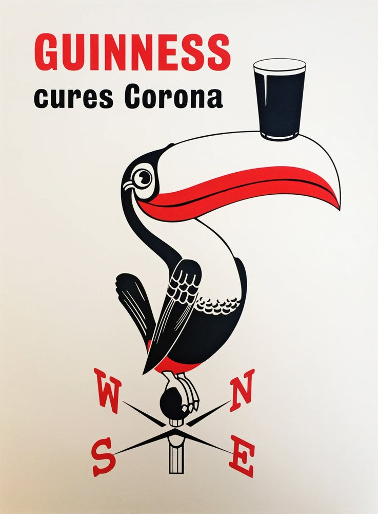 Image of Guinness Cures Corona