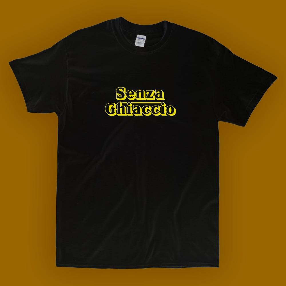 Image of ASP126 x Ugo Borghetti: Senza Ghiaccio T-Shirt