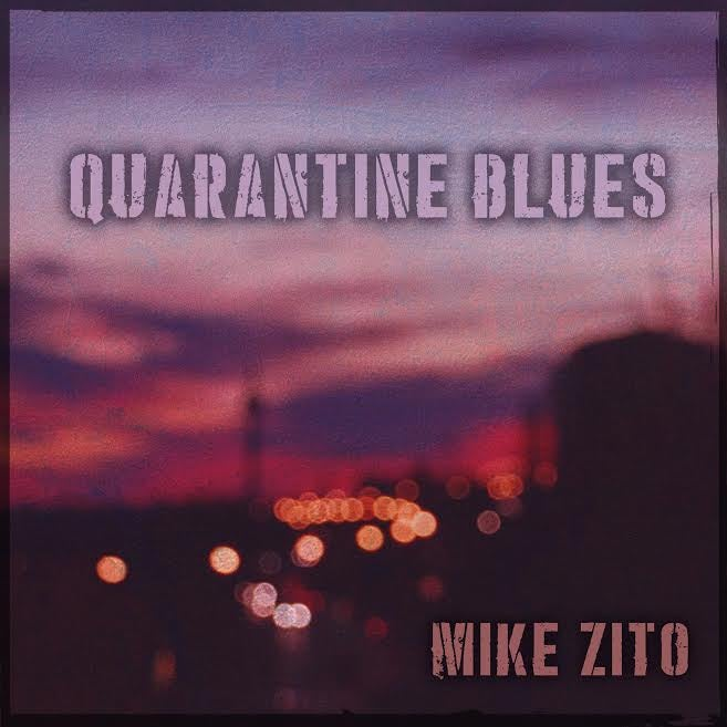 "Image of Mike Zito's - ""Quarantine Blues"" CD"